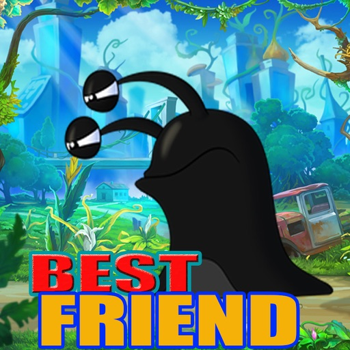 Best Friends - forever crossy