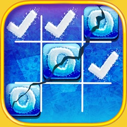 Frozen Tic Tac Toe - Free Fall