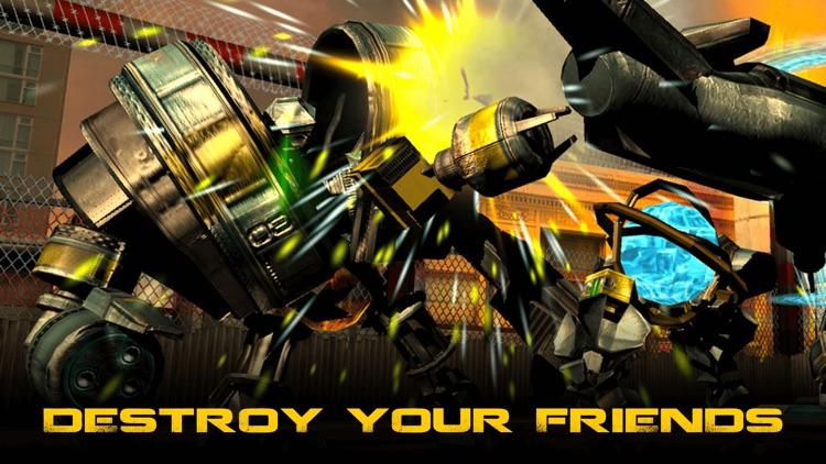 Code Warriors: Hakitzu Battles - learn to code through robot arena combat