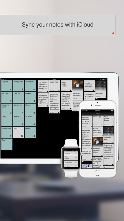 YepNoteS - Note, Memo, Task and To-do list screenshot-3