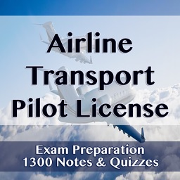 Airline Transport Pilot- License Test /1300 Flashcards Study Notes, Terms & Quizzes
