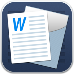 how to download word processor on mac