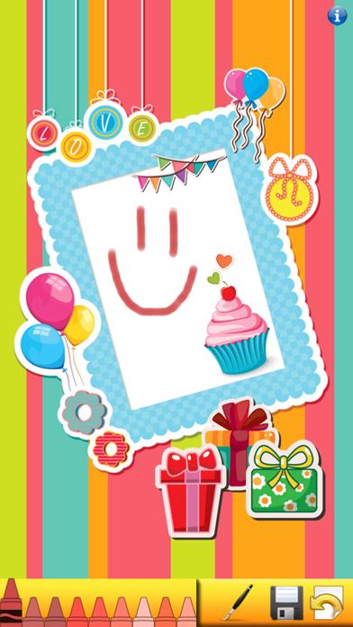 誕生日カード作りのおすすめ画像3