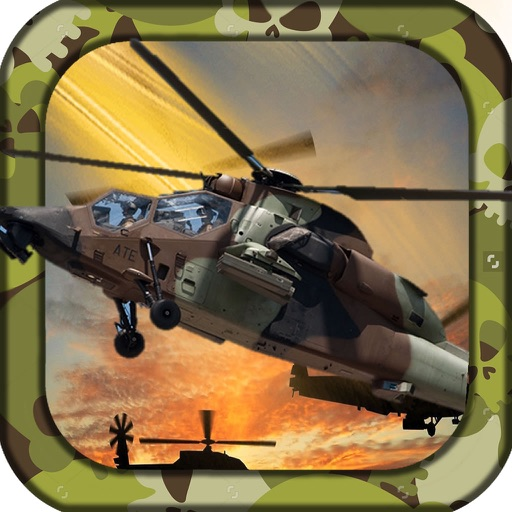 A Fast Helicopter In The War - Increased Speed Super