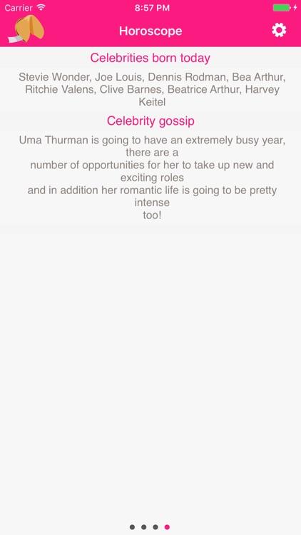 Full Horoscope - Daily horoscopes prediction screenshot-4