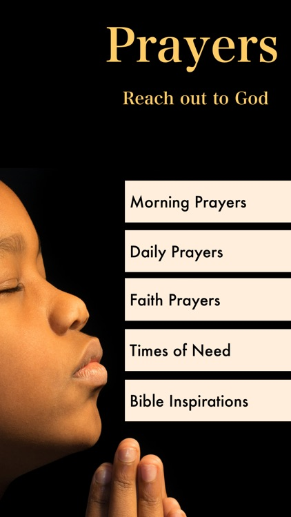 Prayer Guide - Learn Bible Verses, Prayers to God