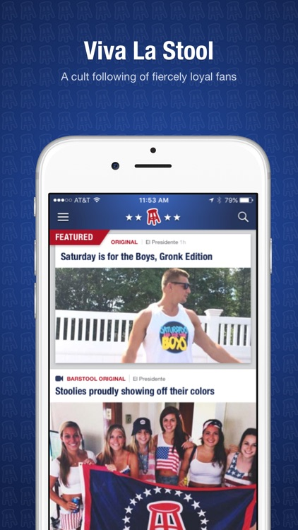 Barstool Sports screenshot-4