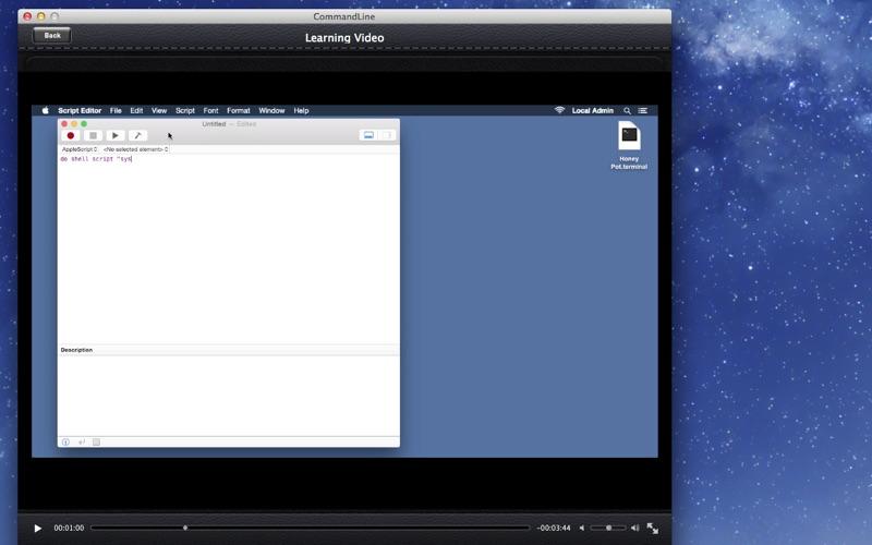 CommandLine screenshot 5