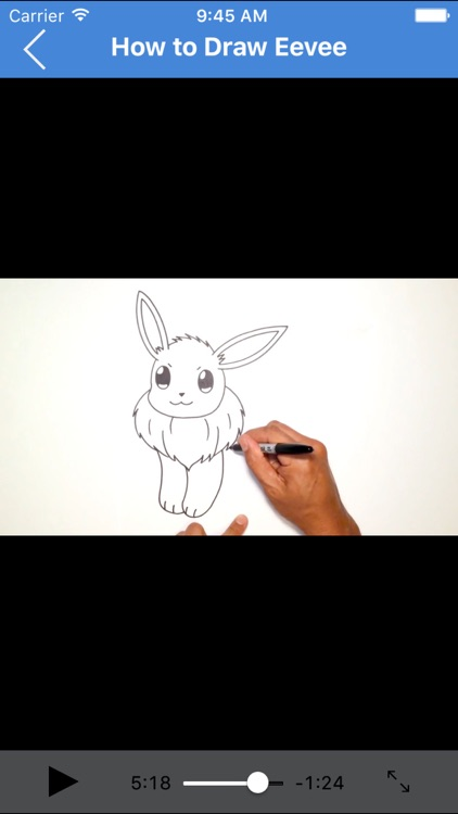 How to Draw Cartoons Step by Step Videos screenshot-4