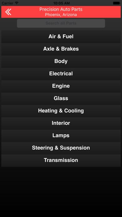 Precision Auto Parts – Phoenix, AZ 2