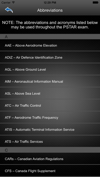 PSTAR – Transport Canada PSTAR exam, Aviation Language Proficiency Test and Restricted Operator Certificate with Aeronautical Qualification screenshot-4