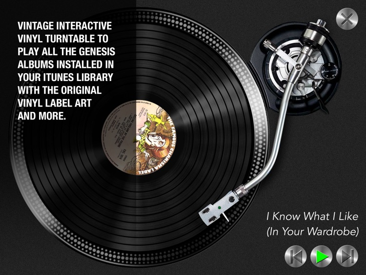 Genesis - I Know What I Like - Deluxe screenshot-3
