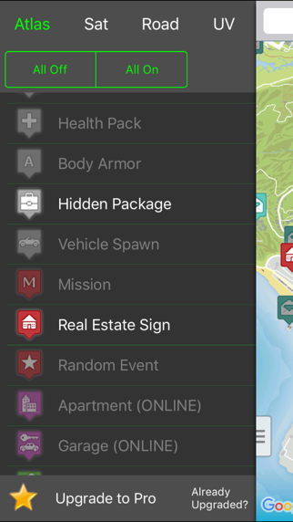 Interactive Map for GTA 5 - Unofficial-1