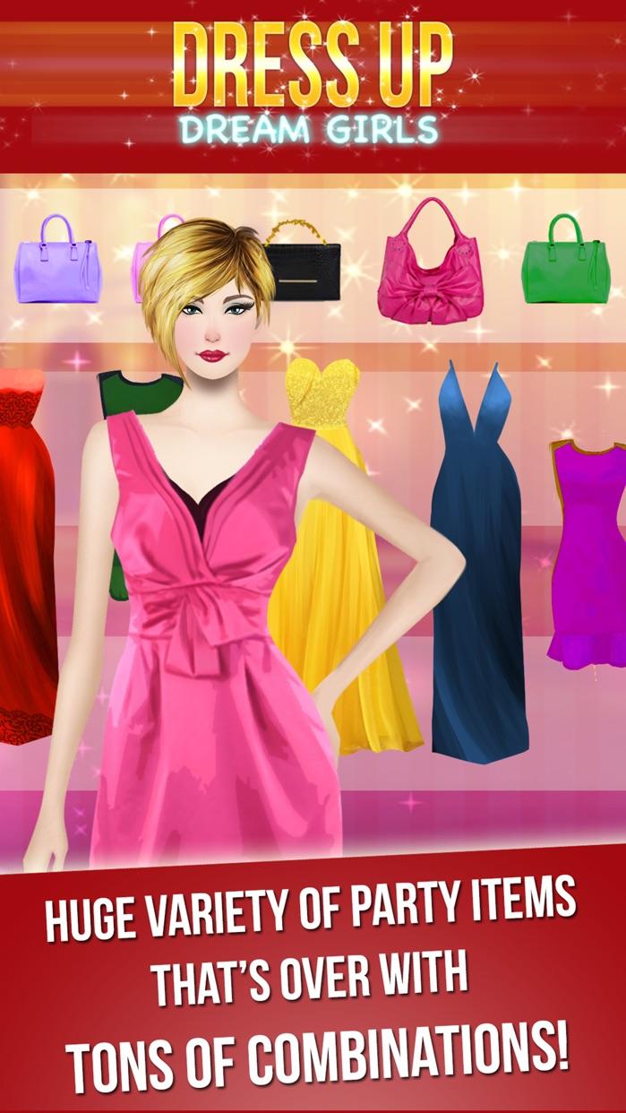 Fun Princess Dress Up Games for Girls and Teens Screenshot