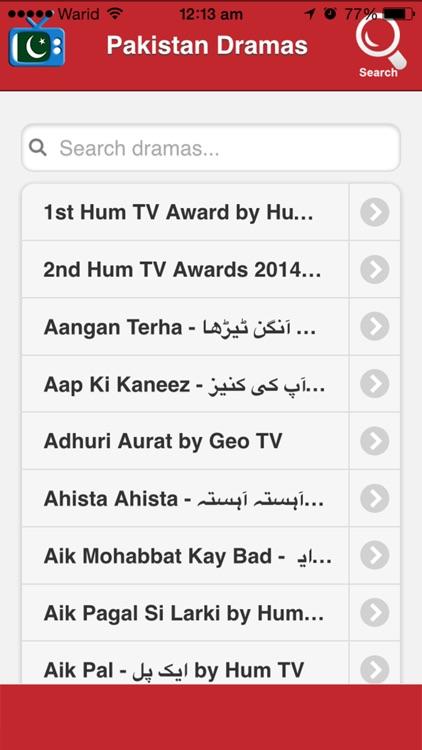Pakistani Dramas by Basit Ali