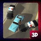 Cop rob perseguição de carro & simulador de conduç icon