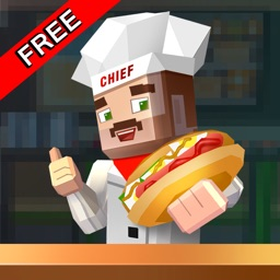 Pixel Burger Simulator 3D - 2