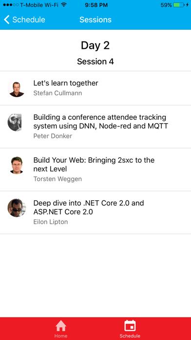 DNN Connect 2018 screenshot four