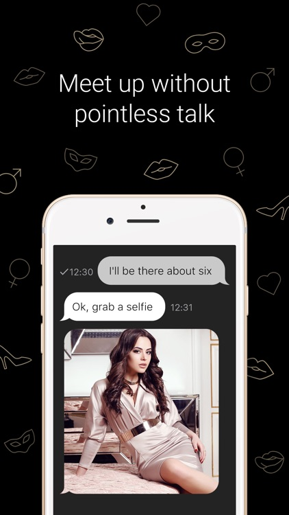 Meet Up & Dating App. Chat With Random Strangers
