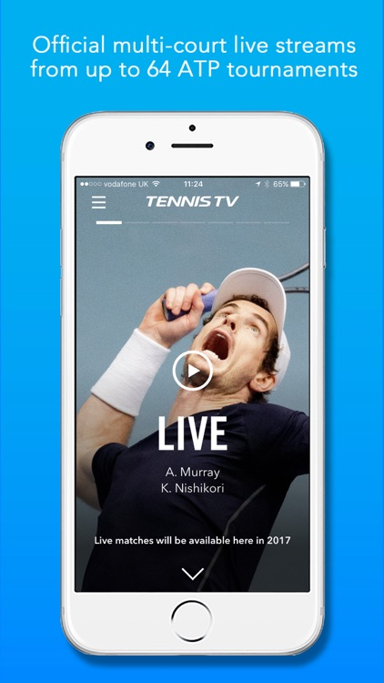 Tennis TV - Live ATP Tennis Streaming