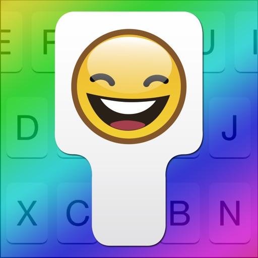 Write with emojis - Emoji keyboard