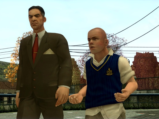 Bully: Anniversary Edition на iPad