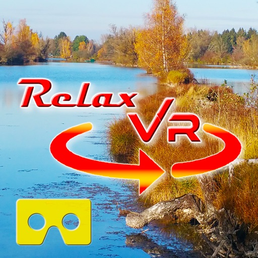 Relax VR Sunset at the Lake Virtual Reality