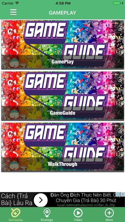 Game Guide for SUPER MARIO RUN