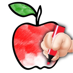 My First Fruit Coloring Book - Free Fruit Learning