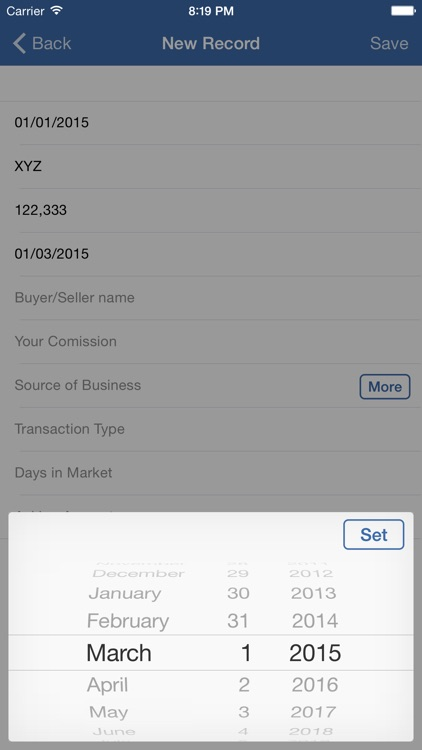 Real Estate Tracker screenshot-2