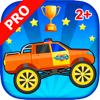 Juegos de coches para niños de 3 años. Premium!