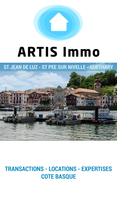 messages.download IMMOBILIER COTE BASQUE software