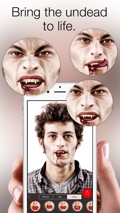 Download Vampify - Turn yourself into a Vampire App