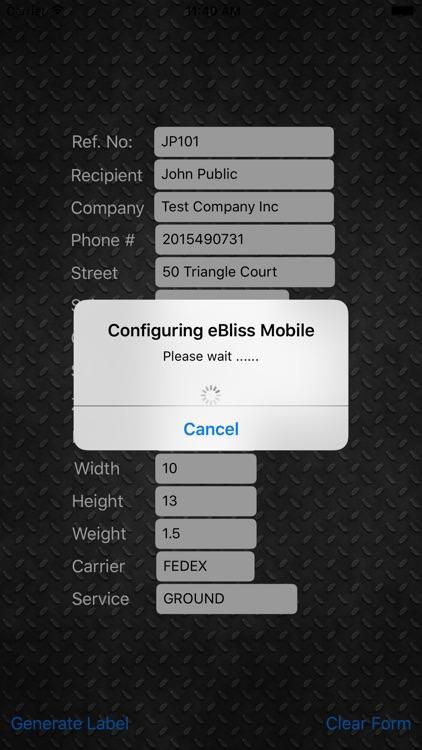 eBlissMobile screenshot-4
