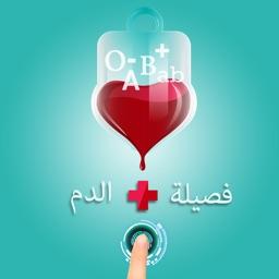 حدد فصيلة دمك عن طريق البصمة - تطبيق للترفيه