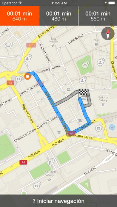 Cozumel mapa offline y guía de viajeCaptura de pantalla de3