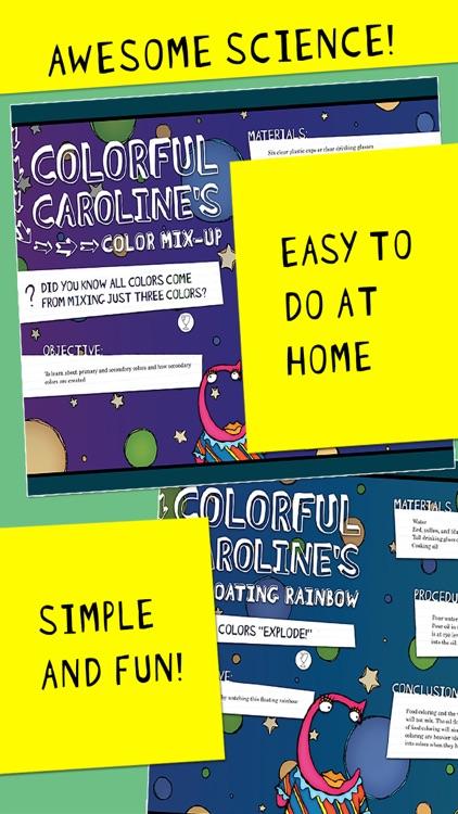 Colorful Caroline screenshot-4