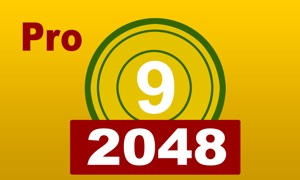 2048 Mahjong Pro- Get 9 and 1-2-3-4-5-6-7-8-9!