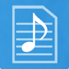 CeruleanScores : 縦に自動スクロールするPDF楽譜リーダー