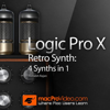 Course For Logic Pro X Retro Synth - Nonlinear Educating Inc.