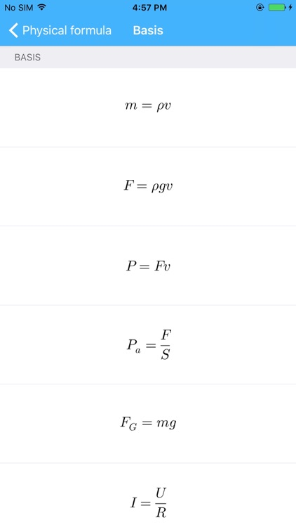 Physics Calculator Pro-Physics Formulas Manual