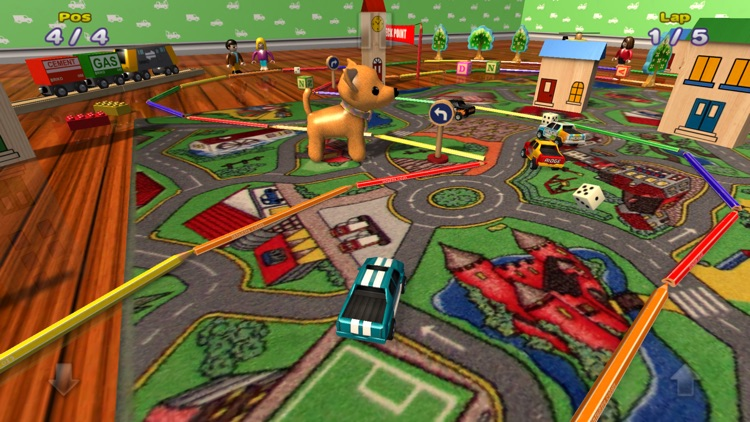 Playroom Racer 2