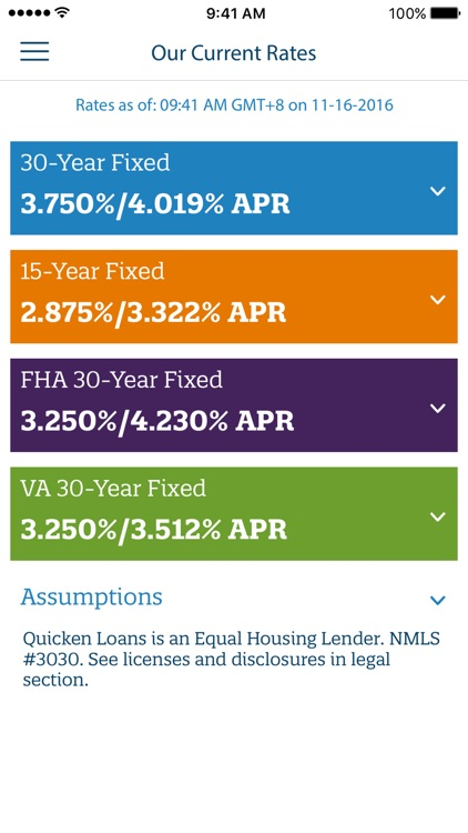 Mortgage Calculator by QL screenshot-4