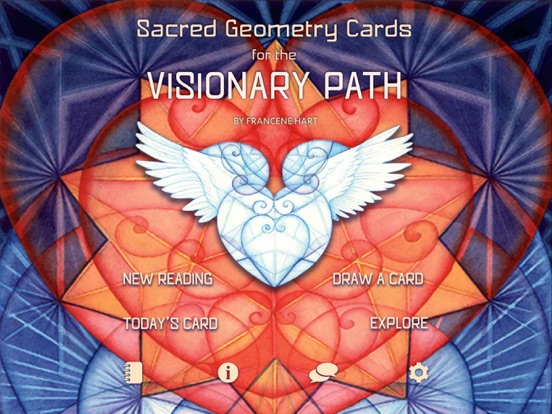 Sacred Geometry Cards for the Visionary Path-ipad-0