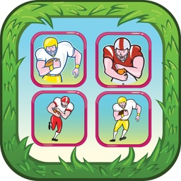 American Football Memory Games For Adults