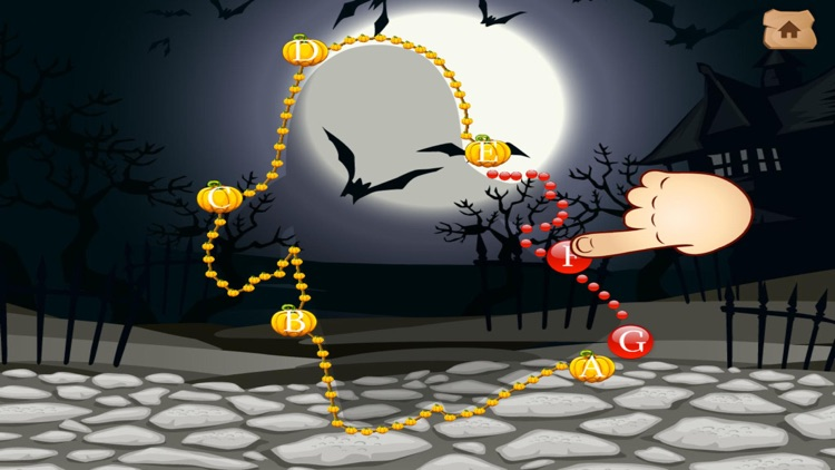 Scary Dots for toddlers (Premium)