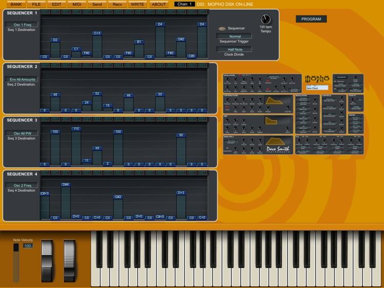 Mopho Desktop Sound Editor screenshot-3