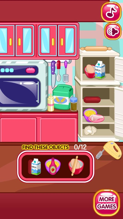 Make a pizza- Cooking games for kids screenshot-4