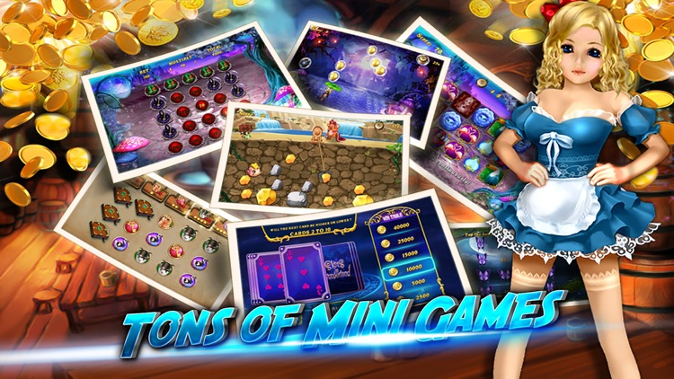 Slots in wonderland screenshot-4