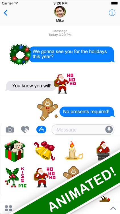 8 bit Christmas